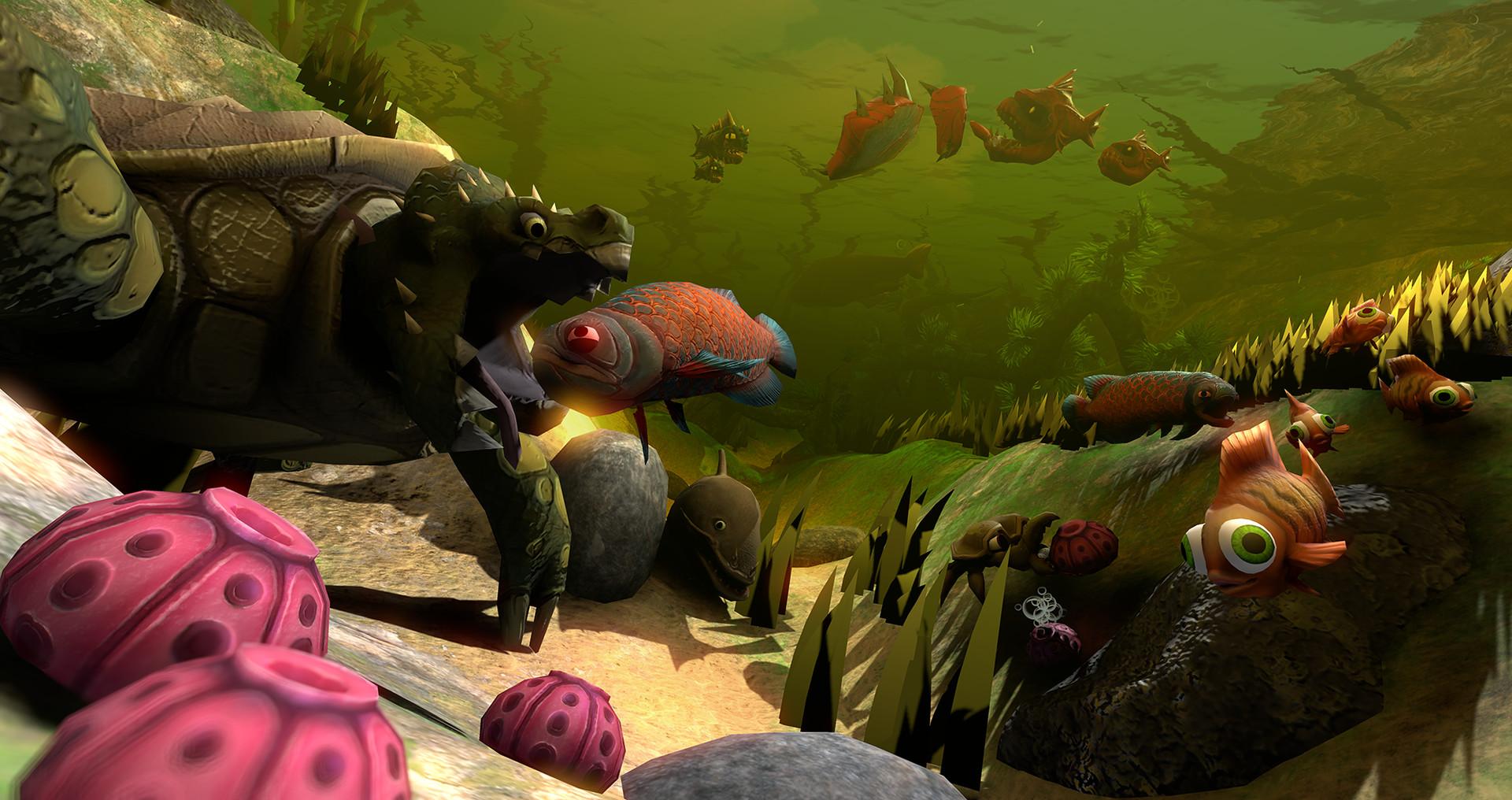 Скачать игру feed and grow: fish полная версия.
