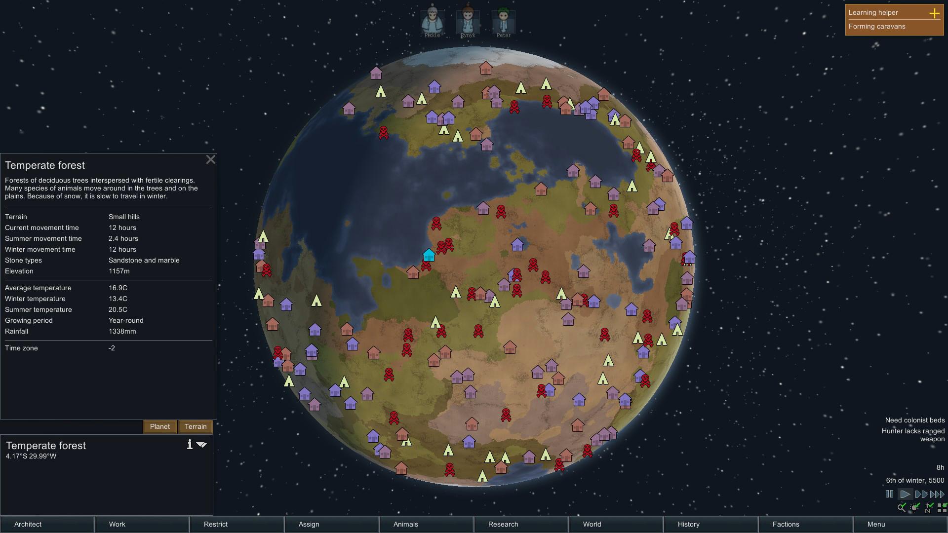 Скачать Rimworld Alpha 10 на русском