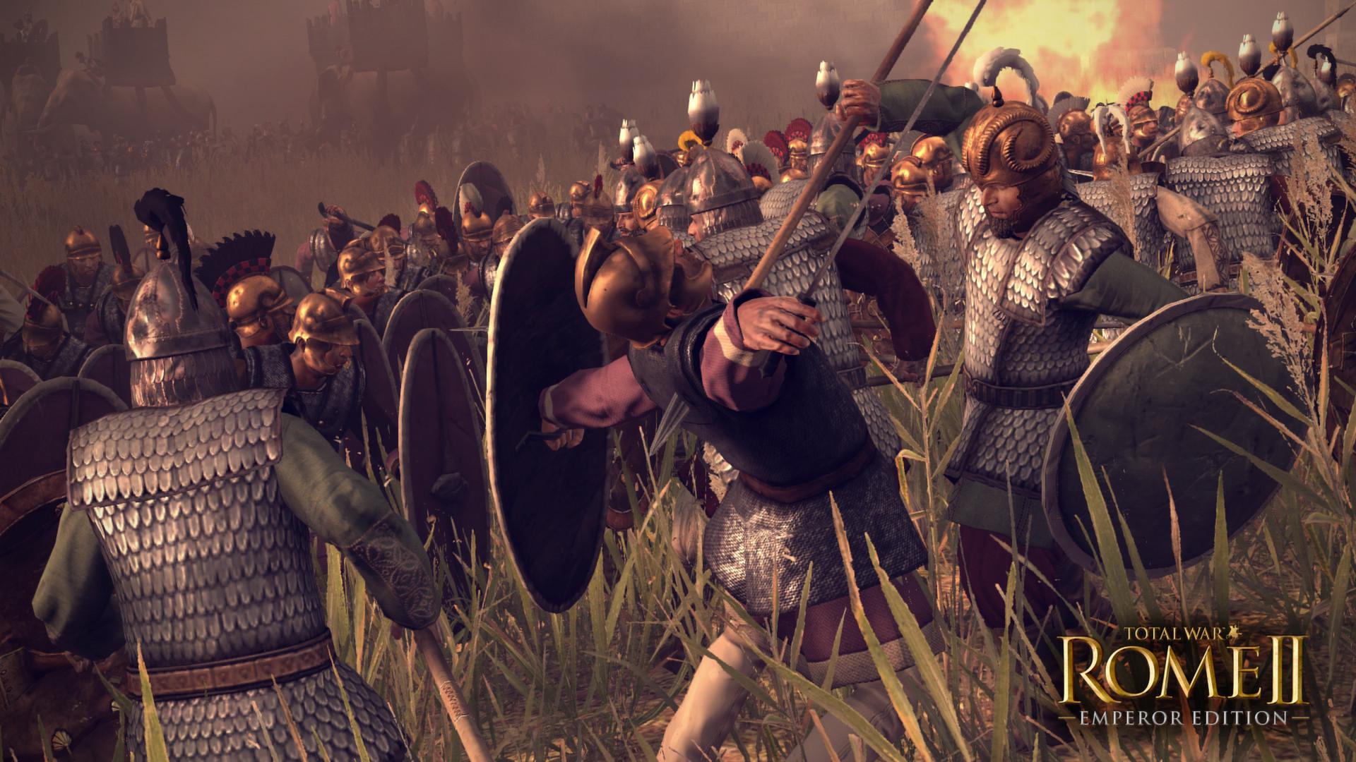 Скачать total war: rome 2 emperor edition [+18 dlc] (2014) на pc.