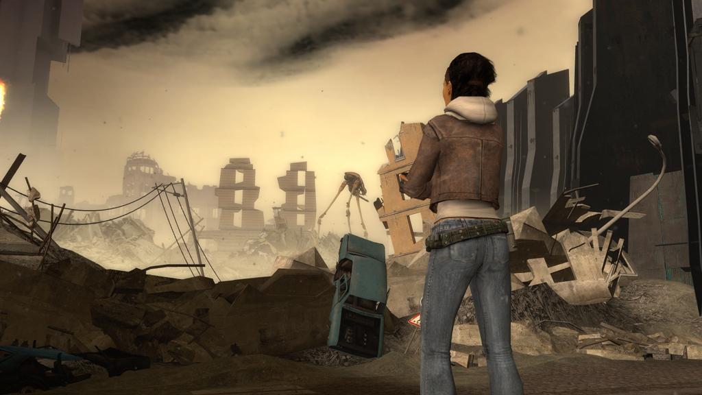 Half-life 2: episode 3 скачать торрент на русском для пк.