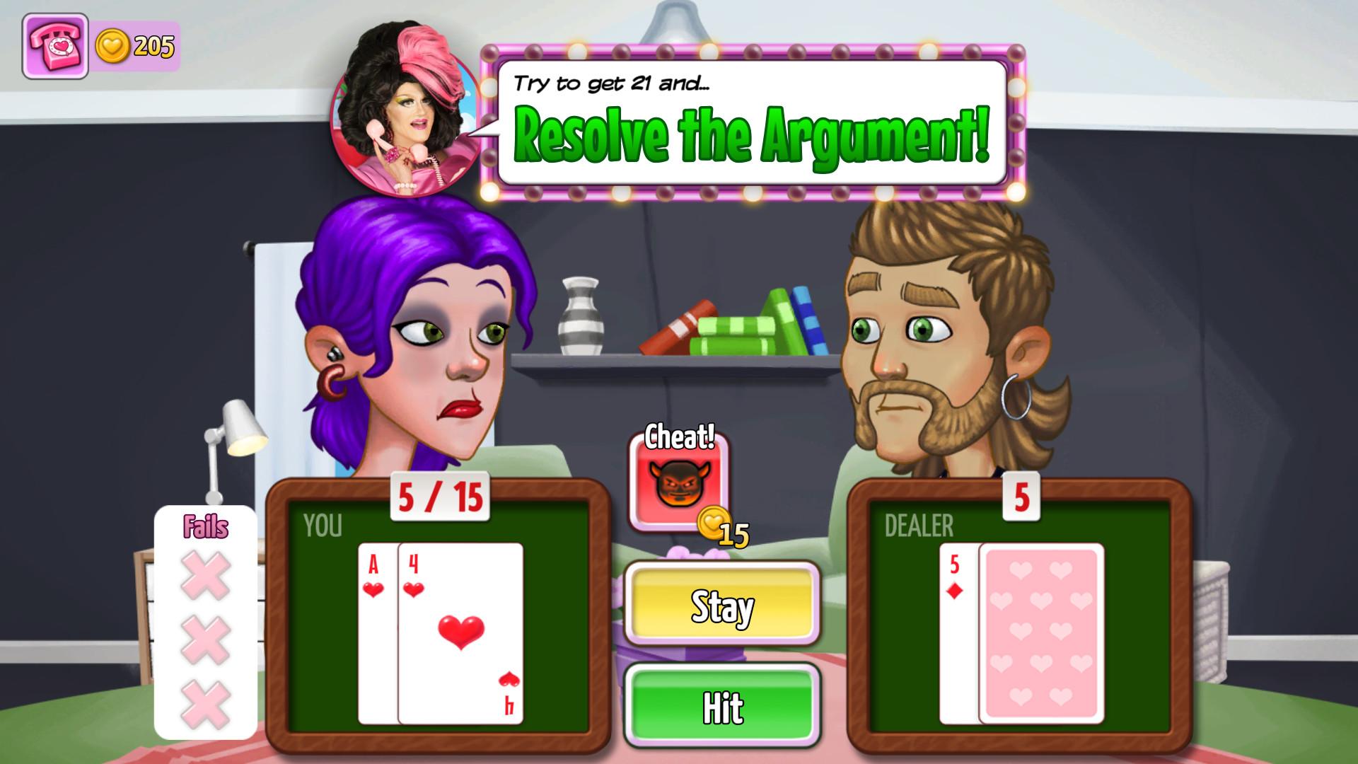 Игры новые любовь