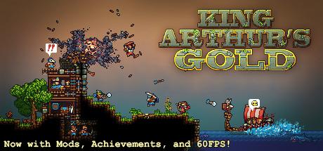 где можно скачать новую версию king arthurs gold